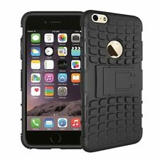 Wholesale Lot Hybrid Phone Cases For Apple iPhone 6 Free Screen Protectors Cover