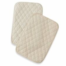 American Baby Company Waterproof Quilted Lap and Burp Pad Cover,Organic caton