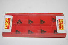 (9) Nib Sandvik Coromant Tpmt 09 02 04-Kf 3215 Carbide Inserts