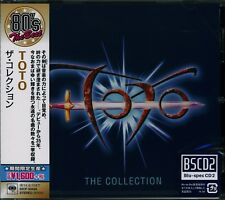 TOTO THE COLLECTION 2013 JAPAN RMST BLUE-SPEC CD2 CD - LUKATHER - PORCARO