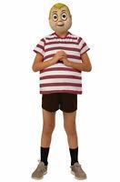 The Addams Family Movie Pugsley Child Halloween Costume Medium 8-10