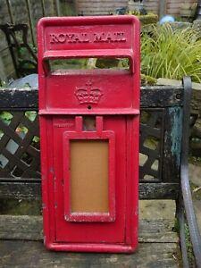 Original Post Box Front Royal Mail