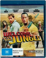 """WELCOME TO THE JUNGLE"" Blu-ray - Region Free [B[[A][C] BRAND NEW"