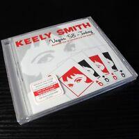 Keely Smith - Vegas 58 Today 2005 USA CD Sealed NEW Swing Jazz #127*