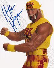 REPRINT 8x10 SIGNED AUTOGRAPHED PHOTO PICTURE HULK HOGAN WRESTLING WWE WF AWA RP