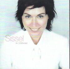 CD Sissel Kyrkjebo, In Symphony, norwegisch, Norwegen, LIVE; RAR