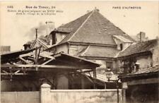 CPA PARIS (18e) d'autrefois Rue de Tercy Maison de gd seigneur (534335)