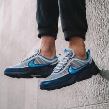 Scarpe da ginnastica da uomo blu serie Nike Air Zoom