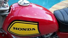 FIRE RED Custom Mix Paint for Honda Motorcycles- PINT - SL70 K1 / SL100 K3