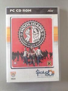 2002 Hooligans Over Europe Windows XP Pc CD Rom