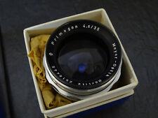Primagon 4.5/35 Meyer-Optik Objektiv Lens boxed OVP vintage mint for EXA