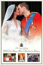 The Royal Mariage : William & Kate - Maxi Poster 61cm x 91.5cm (neuf et scellé)