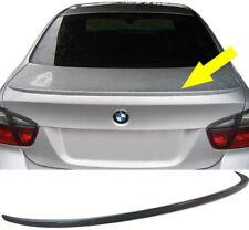 Heckspoiler Spoiler Lippe Sport für BMW 3ER E90 ab 06 Limousine