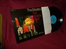 Beatles The World's Best Germany 27 408 4 Stereo NM- VINYL LP