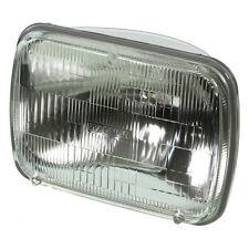 "7X6"" Halogen Sealed Beam Hi Low Beam Glass Headlight Headlamp Stock Bulb (LocF1)"