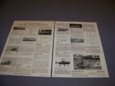 VINTAGE..1948 ROTARY WING AIRCRAFT DIRECTORY..HISTORY/PHOTOS/SPECS..RARE! (865N)