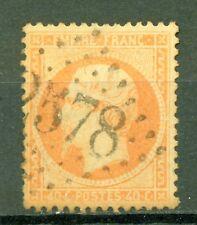 FRANCE 23 . GC 2578 MULHOUSE HAUT-RHIN. léger clair. Cote 15€