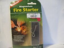 Coghlans Magnesium Fire Starter Brand New Free Shipping!!!