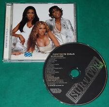 Destiny´s Child - Survivor BRAZIL PROMO CD 2001 Beyonce
