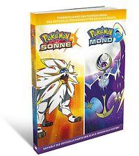 Pokemon Sonne - Pokemon Mond ( Offizielles Lösungsbuch ) - NEU Deutsch