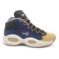 Reebok Question Mid Dress Code Mens 8.5 Iverson Basketball Shoes Retro AR0252
