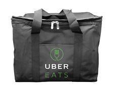 "Uber Eats food delivery bag, 12""X13""X17"", Hot Food carrier"