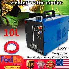 Tig Welder Torch Water Cooler Tig Torch Water Cooling Machine 10l Tank 110v