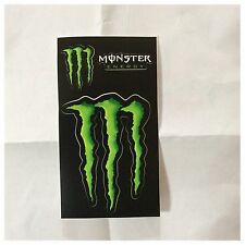 Stickers Autocollants Monster Energy Déco Bike Bmx Skate Snowboard Moto cross