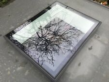 NEW ALUMINIUM CLAD FLAT ROOF LIGHT