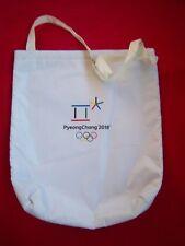 Orig.Tragetasche  Olympische W.Spiele PYEONGCHANG 2018 / Off.Logo - B !! RARITÄT