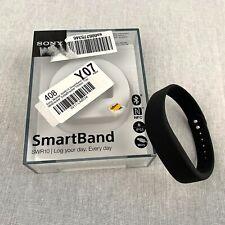 Sony SWR10 Mobile Smart Band Black Activity Tracker SmartBand Waterproof Sport
