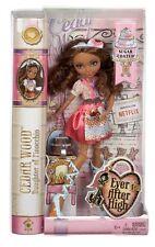 Wooden Mattel Dolls
