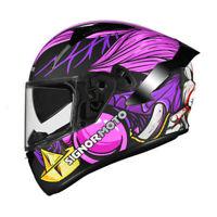 New Woman Motorcycle Helmet Racing Off-road Full Face Motocross Motorbike Helmet
