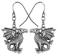 Leviathan Dragon Earrings