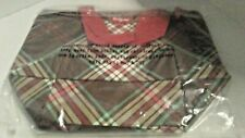 Thirty one 217C St. Andrews Tartan Small Lunch Tote