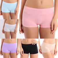 Vogue* New Womens Dancing Sport Shorts Spandex Elastic Pants Safety Underwear