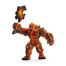 Eldrador Lava World Lava Golem Collectible Figure