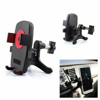 Easy Install Cradle 360° Rotation & Swivel Cell Phone Holder Car Air Vent Mount