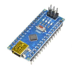 ATmega328P 5V 16M USB Nano V3.0 CH340G Micro-Controller Board for Arduino