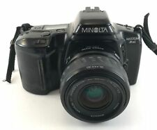Minolta MAXXUM 3xi SLR 35mm Film Camera w/ AF 35-80mm 1:4-5.6 - TESTED