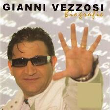 |010057| Gianni Vezzosi - Biografie [CD x 1] Neuf