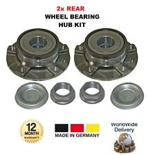 FOR PEUGEOT 508 2.2 HDi 2010 >ON NEW 2x REAR WHEEL BEARING KITS