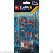 Ometti Lego 853676 Minifig Nexo Knights con Minifigure e Accessori set da 27 PZ