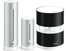 Station météo Netatmo inclus windmessr Capteurs de qualité d'air ANDROID IPHONE