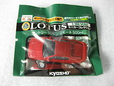 LOTUS Esprit V8 Red Kyosho 1:100 Scale Diecast Model Car
