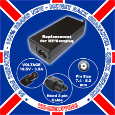 COMPAQ PRESARIO CQ60 463958-001 AC ADAPTER MAIN CHARGER