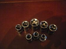 Halfords Advanced 3/8 E-Torx Sockets: 8, 10, 11, 12, 14, 16, 18, 20mm BN reduced