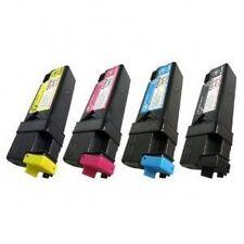 New 4 Toner Cartridge for Xerox 6015 6015N 6015NI Phaser 6000 6010 6010N Printer