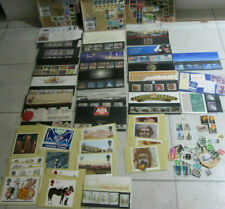 job lot stamp presentation packs huge collection