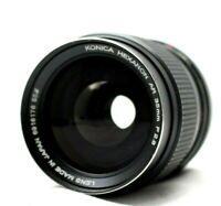 Konica Hexanon AR 35mm 1:2.8 Lens #is020d